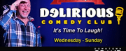 Delirious Comedy Club Continues to Bring Live Comedy to Las Vegas While Working Within Nev Photo