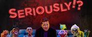Jeff Dunham Returns To Mohegan Sun Arena With Seriously!? Tour