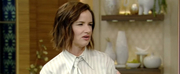 VIDEO: Juliette Lewis Says She Gets Stressed Out By Packing on LIVE WITH KELLY AND RYAN