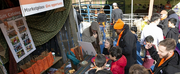 WORLD VISION-Charitable Giving with the Give-Back Gift Shop, Interactive Pop-Up in Bryant Park