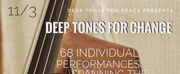 Deep Tones For Change to Stream 68 Individual Performances on Election Day Photo