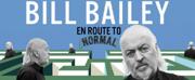Bill Bailey Announces Rescheduled Australian Tour Set For 2022
