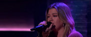 VIDEO: Kelly Clarkson Covers Cant Get You Out Of My Head Photo