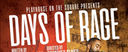 Playhouse On The Square Presents DAYS OF RAGE By Steven Levenson