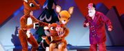 RUDOLPH THE RED-NOSED REINDEER: THE MUSICAL Comes to The Palace