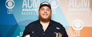 Luke Combs Wins Male Artist of the Year at ACM AWARDS Photo