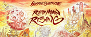 Hippie Sabotage Release Red Moon Rising LP Photo