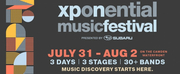 XPoNential Music Festival Artists Announced for July 31-Aug 2