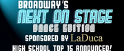 VIDEO: Next on Stage: Dance Edition High School Top 15 Announced
