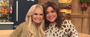 Kristin Chenoweth Reveals to Rachael Ray That She Wants to Start Producing on Broadway