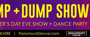 THE PUMP AND DUMP SHOW Comes to Paramount Theatre, May 9