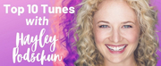 Top 10 Tunes with Hayley Podschun Photo