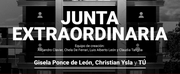 JUNTA EXTRAORDINARIA Returns This November Photo