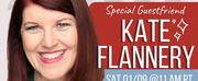 Kate Flannery Joins WHAT ARE FRIENDS FOR Podcast Photo
