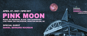 Eleonor Sandreskys Lunar Landscapes Presents PINK MOON Photo