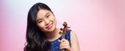 Artist Series Concerts Presents 20 Year-old Korean Violin Sensation SooBeen Lee at Temple