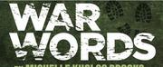 Veterans Day Week Presentations of Pulitzer-Nominated Play, WAR WORDS to Be Presented In N