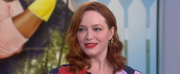 VIDEO: Christina Hendricks Talks About Season 3 Of GOOD GIRLS on TODAY SHOW