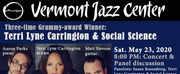 The Vermont Jazz Center to Present Live Stream Events Featuring Terri Lyne Carrington and Social Science