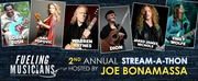 Joe Bonamassa to Host Second Annual Stream-A-Thon This Sunday Photo