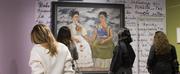 Las dos Fridas, cuadro de Frida Kahlo, cumple 80 años con presentación en el Museo de Arte Moderno exhibe