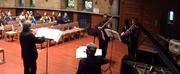 VIDEO: Cuartetango String Quartet Performs in Memory of Maestro Suarez Paz Photo
