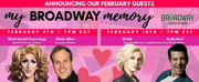 Orfeh, Andy Karl & More to Join MY BROADWAY MEMORY Photo
