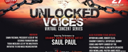 Unlocked Voices Announces Third Livestream Fundrasing Event Photo