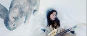 Alaska Reid Shares Snowy Big Bunny Single Photo