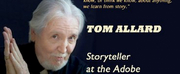 The Adobe Theater to Present Tom Allard Storytelling Performance and Workshop