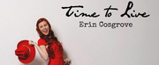 Erin Cosgrove Chooses Positivity In New Energetic Single Time To Live Photo