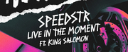 SpeedStr Revs Up on Live in The Moment (feat. King Salomon) Photo