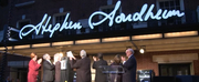 Video: On This Day - Sondheim Honored With Theatre Renaming