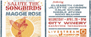 Maggie Rose Brings Her Podcast Salute The Songbird to Nashville Photo