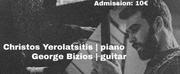 Jazz Standards with Christos Yerolatsitis and George Bizios Comes to Technopolis 20