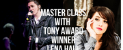 The Young Peoples Teen Musical Theatre Company Presents Masterclass With Lena Hall Photo