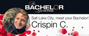 Salt Lake Bachelor Announced For THE BACHELOR LIVE ON STAGE