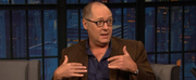 VIDEO: James Spader Talks About Halloween Pranks on LATE NIGHT WITH SETH MEYERS