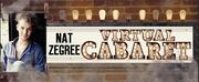 Flat Rock Playhouse Presents Nat Zegree Virtual Cabaret Fundraiser Photo