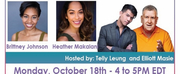 Telly Leung, Heather Makalani & Brittney Johnson to Take Part in  38th EMPATHY CONCERT
