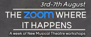 Musicals Announced For The Zoom Where It Happens Photo