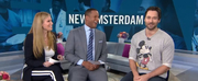 VIDEO: Ryan Eggold Talks NEW AMSTERDAM on TODAY SHOW