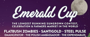 THE EMERALD CUP Adds Flatbush Zombies, Top Cannabis Experts, Educators, Vendors & More