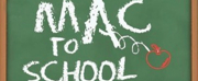 Manhattan Association Of Cabarets Presents MAC TO SCHOOL