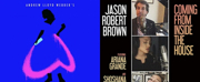 Releases: THE PROM, Jason Robert Brown, ALWs CINDERELLA, & More! Photo