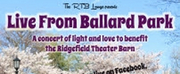 Ridgefield Theater Barn Presents Live from Ballard Park Concert Photo