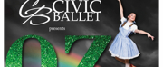 Civic Ballet Presents OZ Photo