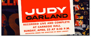 Avid Group to Release Remastered JUDY at CARNEGIE HALL Album in 2022
