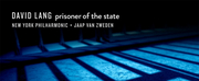 David Langs PRISONER OF THE STATE To Be Released in June