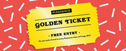 The Pleasance Theatre Trust Launches Golden Ticket Raffle Photo